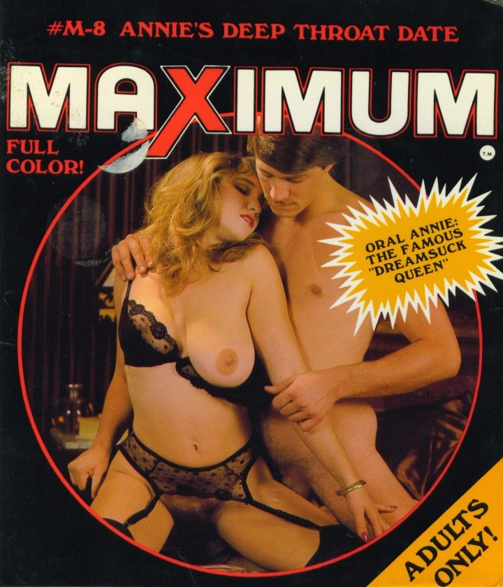Maximum M-8 – Annies Deep Throat Date