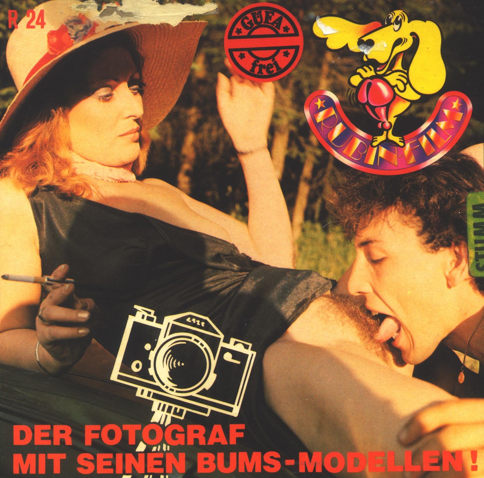 Rubin Film 24 – Der Fotograf mit seinen Bums-Modellen