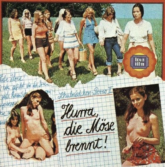 Love Film 615 – Schulmdchen Porno II – Hurra Die Mose Brennt