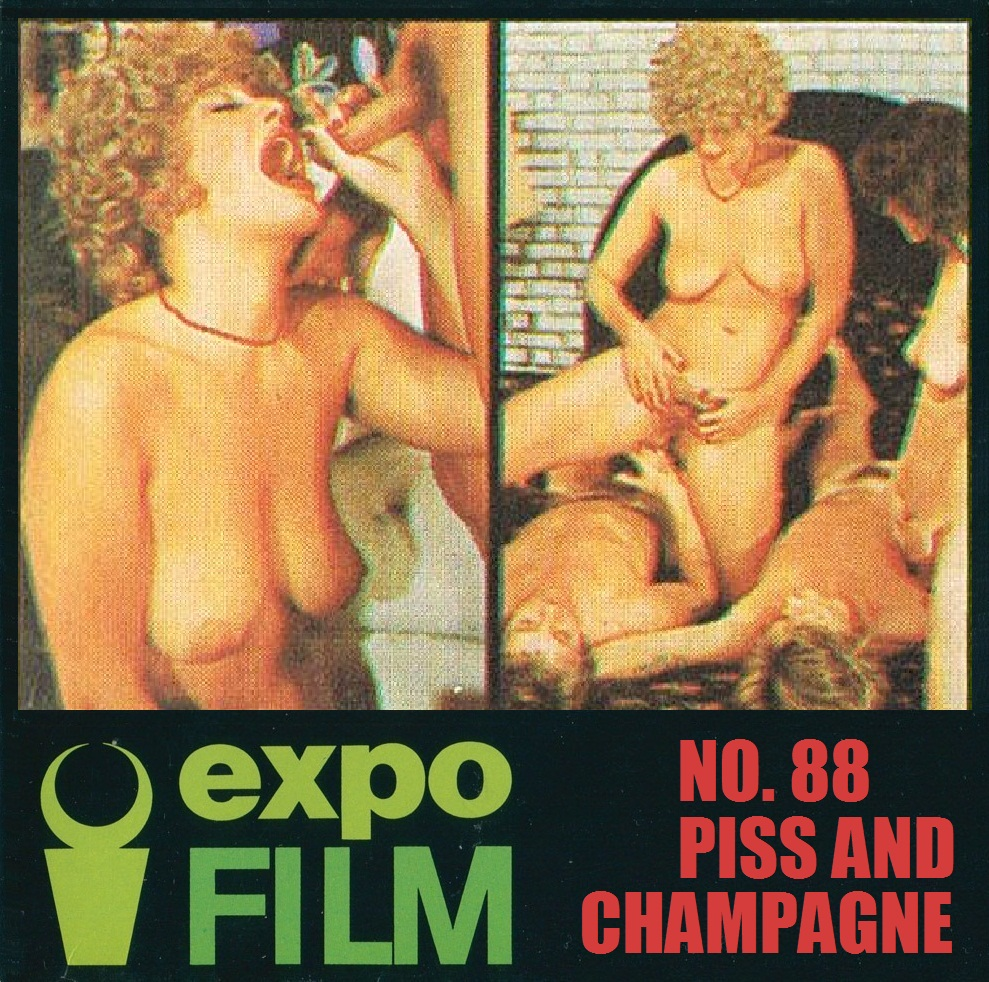 Color climax piss and champagne