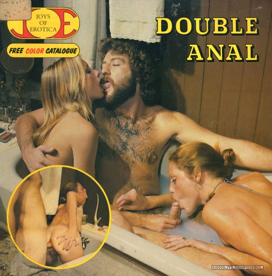 Vintage double anal