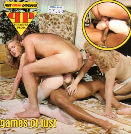 Pleasure Production 2090 - Games Of Lust