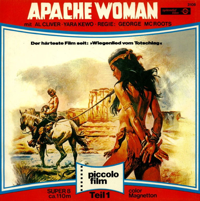 Apache Woman Teil 1