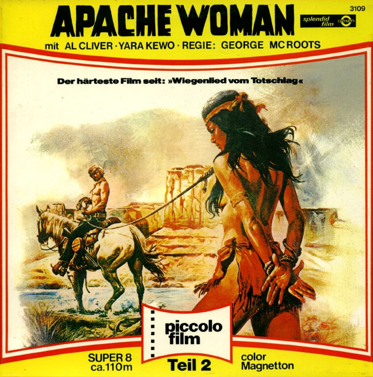 Apache Woman Teil 2