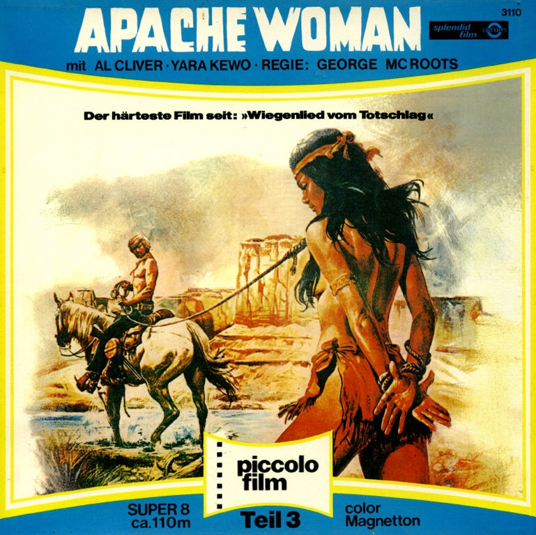 Apache Woman Teil 3