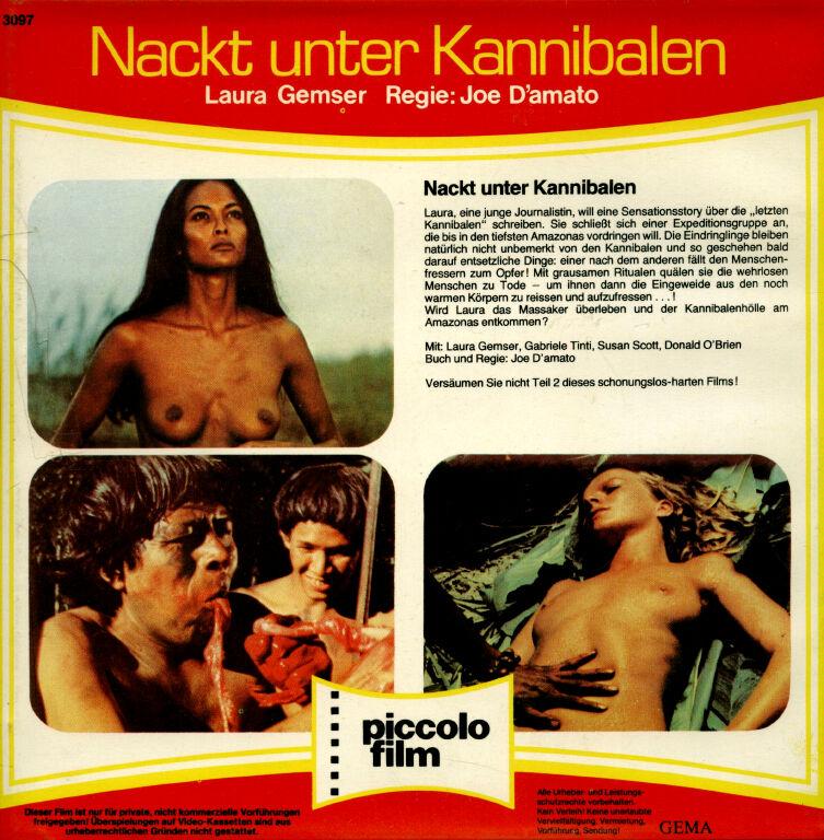 Nackt Unter Kanibalen