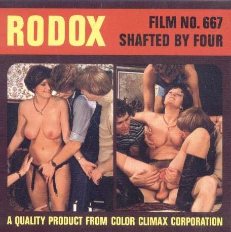 Rodox Film 667 – Shafted By Four