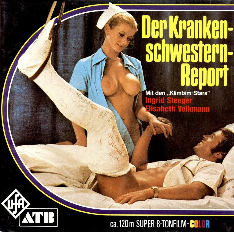 Ufa-ATB - Krankenschwestern-Report Nr. 147 - Der Krankenschwestern-Report