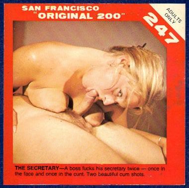San Francisco Original 200 - 247 - The Secretary