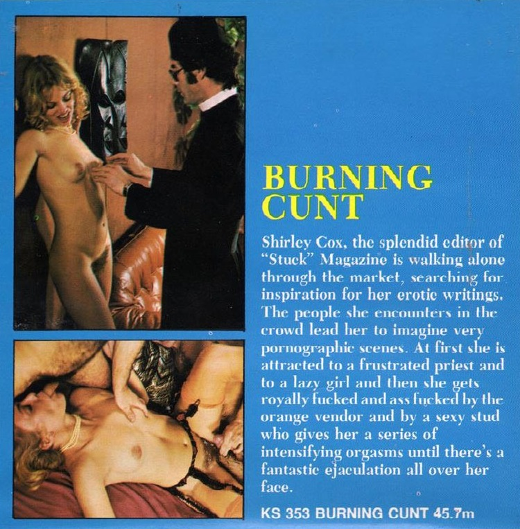 Karla Schmidt Productions - Burning Cunt