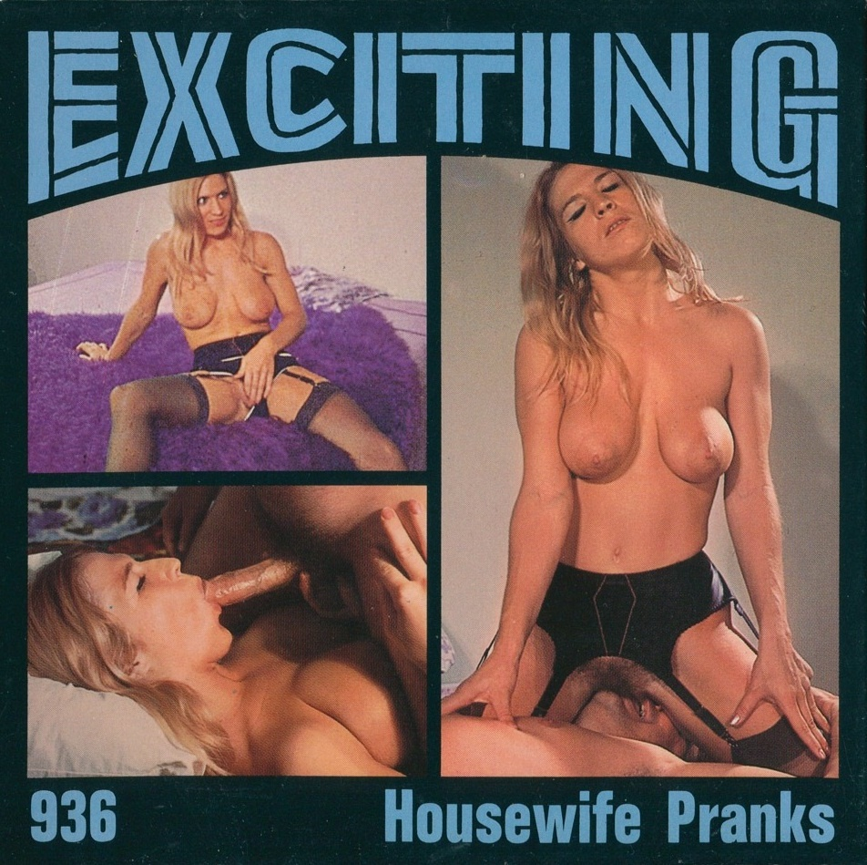 Exciting Film 936 - Housewife Pranks (version 2)