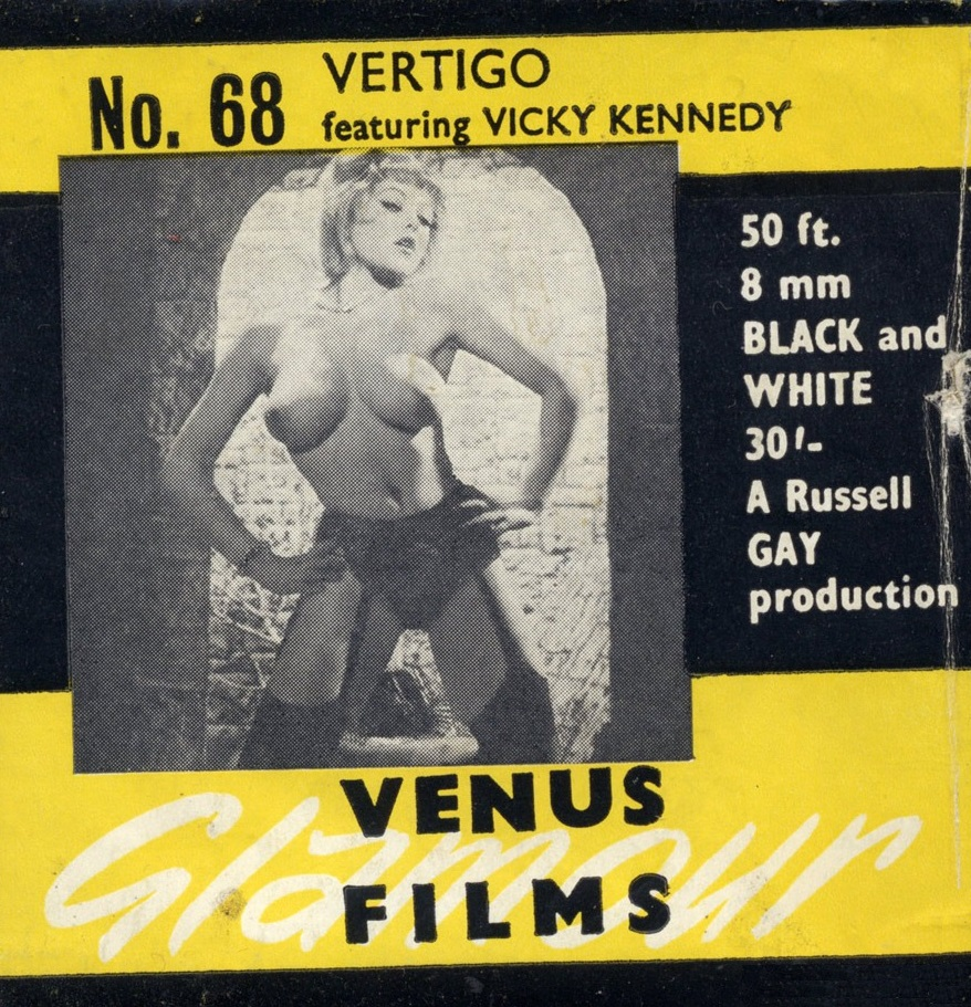Venus Films (UK) 68 - Vertigo