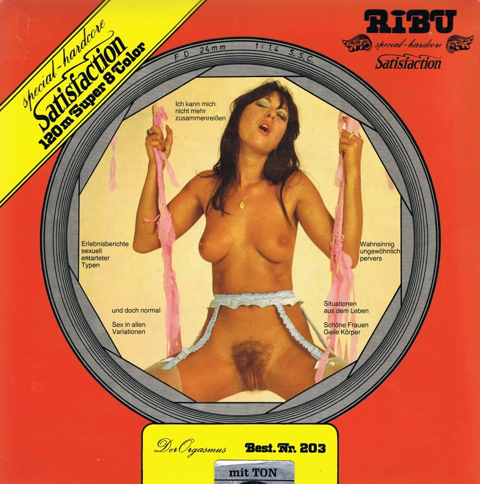 Ribu Satisfaction 203 - Der Orgasmus