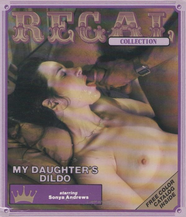 Regal Collection 601 - My Daughter's Dildo