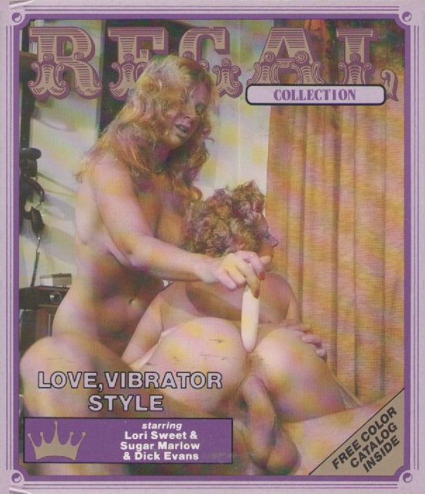 Regal Collection 603 - Love, Vibrator Style