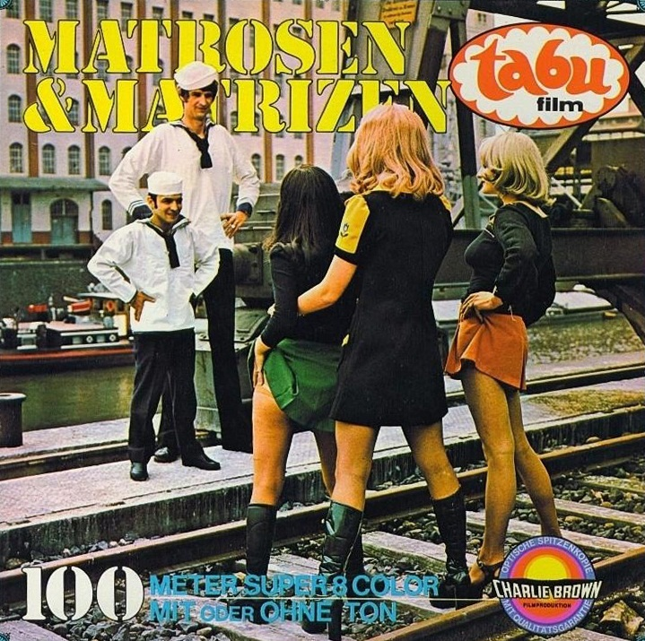 Tabu Film 71 - Matrosen und Matrizen (better version)