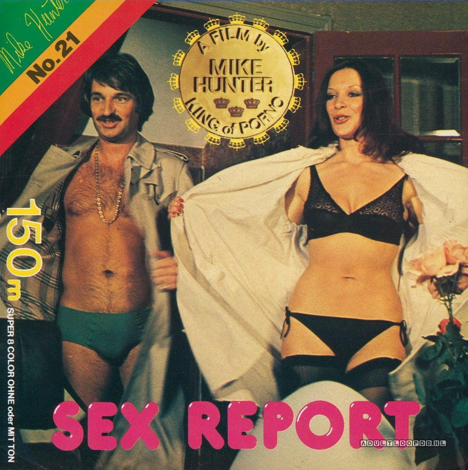 Mike Hunter 21 - Sex Report