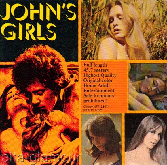 John's Girls 6 - Fanny Up Tonie