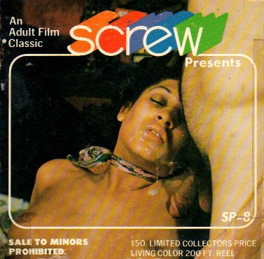 Screw 8 - Brown Sugar