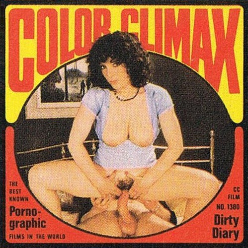 Color Climax Film 1380 - Dirty Diary (beter quality)