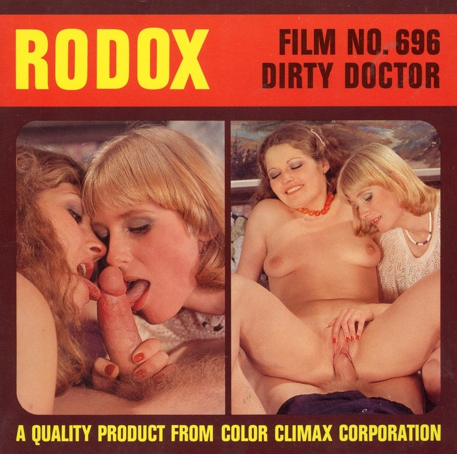 Rodox Film 696 - Dirty Doctor (beter quality)