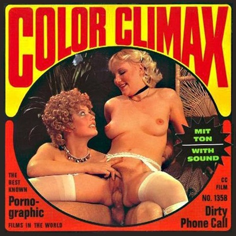 Color Climax Film 1358 - Dirty Phone Call (better quality)