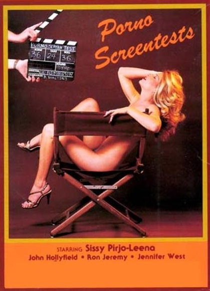 Porno Screentests (1983)