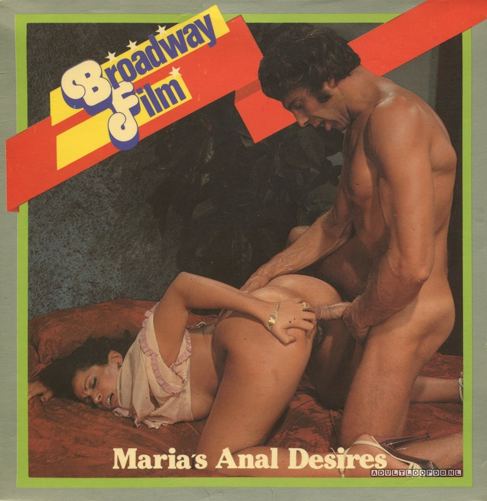 Broadway BR 58 - Maria's Anal Desires