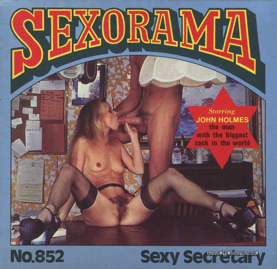 Sexorama 852 - Sexy Secretary