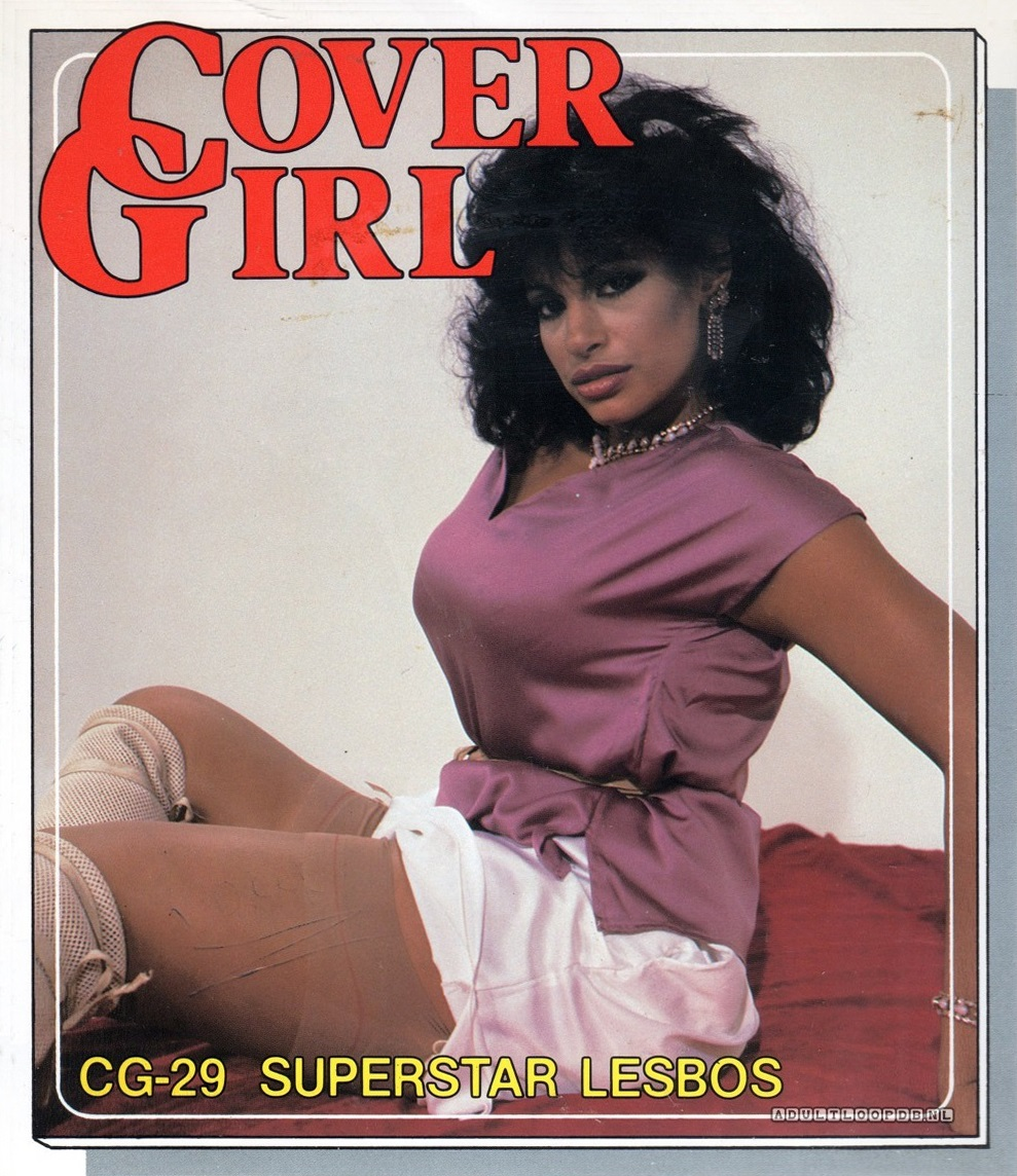 Cover Girl 29 - Superstar Lesbos