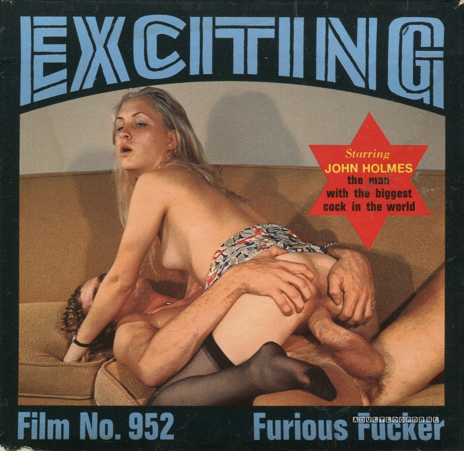 Exciting Film 952 - Furious Fucker