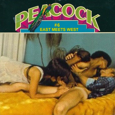Peacock 6 - East Meets West