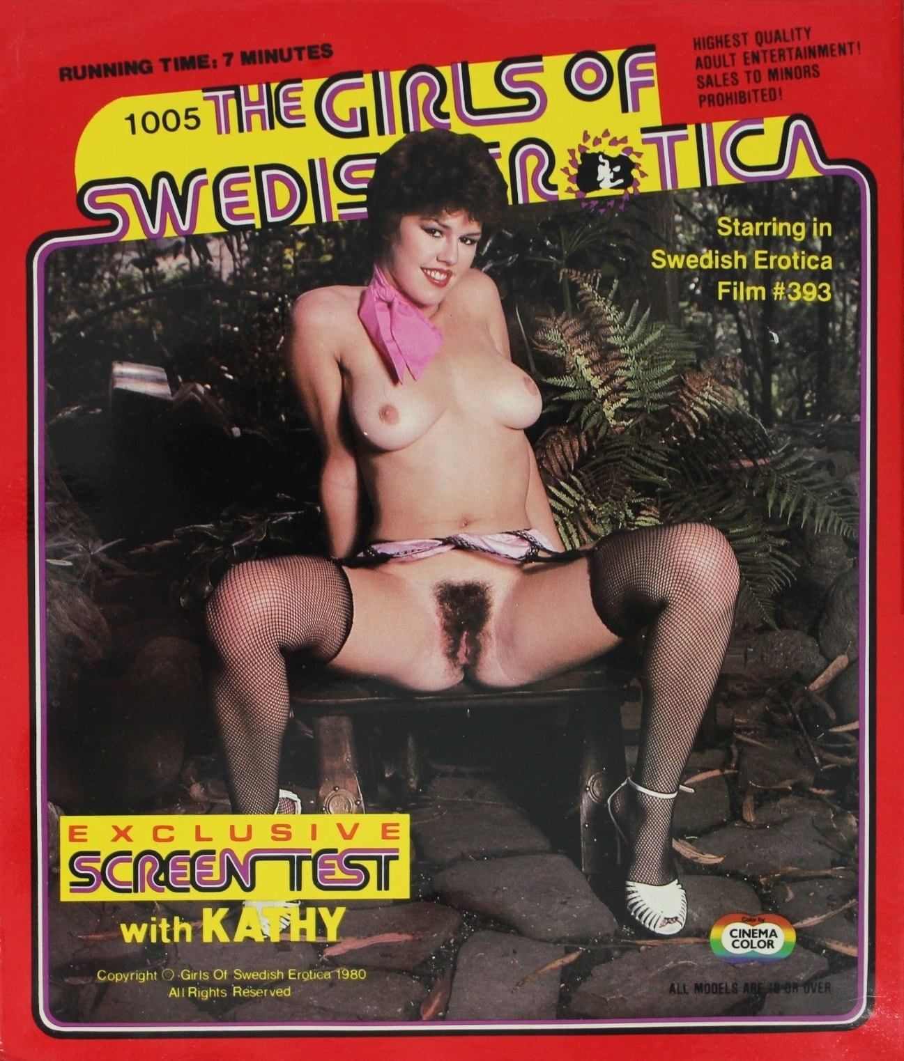 The Girls of Swedish Erotica 1005 - Part One - Kathy