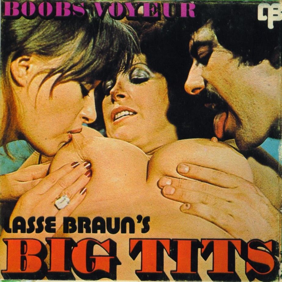 Lasse Braun Film 358 - Boobs Voyuer (shorter version, better quality)