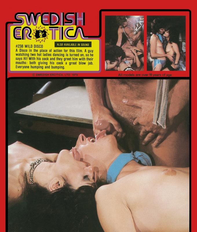 Swedish Erotica 238 - Wild Disco