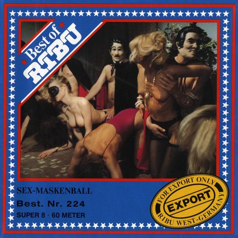 Best of Ribu 224 – Sex-Maskenball