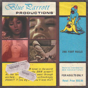Blue Parrott 106 - Wet Dreams