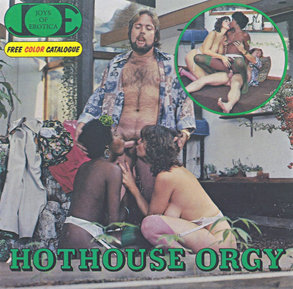 Pleasure Production 2032 - Hothouse Orgy
