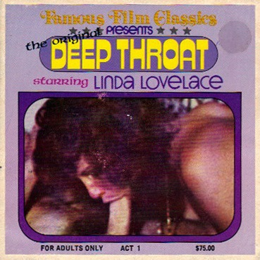 Famous Film Classics presents Deep Throat - Act 1
