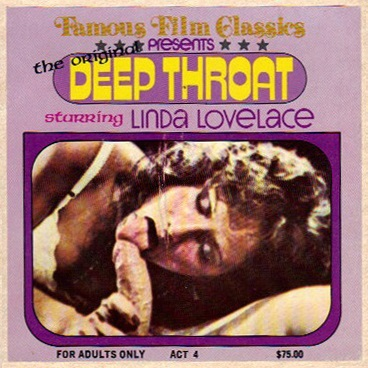 Famous Film Classics presents Deep Throat - Act 4