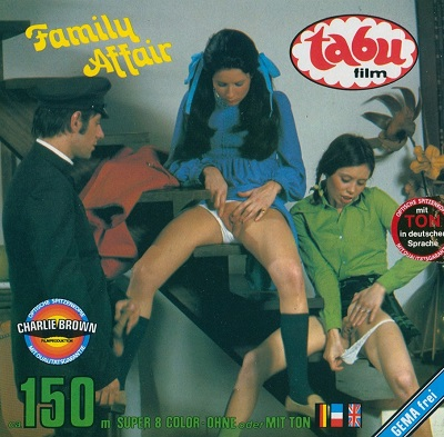 Tabu Film 126 – Family Affair