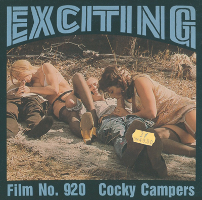 Exciting Film 920 - Cocky Campers