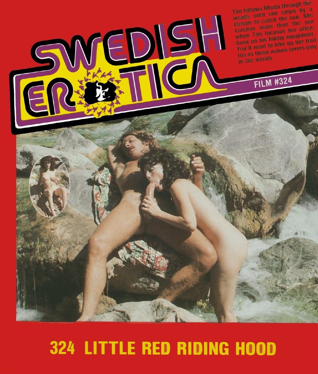 Swedish Erotica 324 - Little Red Riding Hood