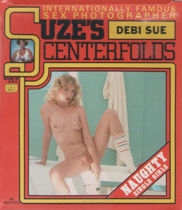 Suze's Centerfolds 5 - Debi Sue (longer version)
