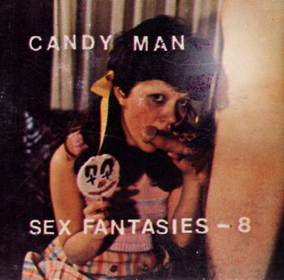 Sex Fantasies 8 - Candy Man