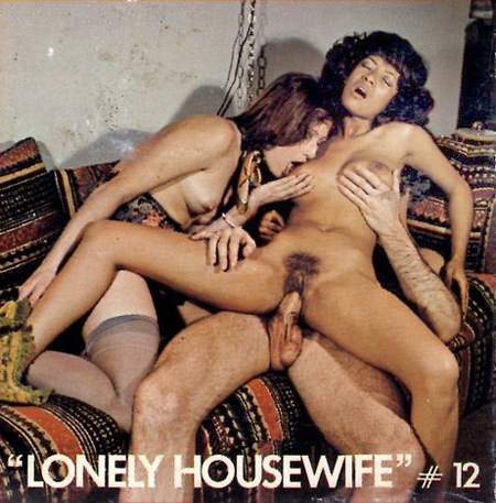 Sex Fantasies 12 - Lonely Housewife