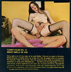 Fanny Films 11 - Sweet Smell of Ass
