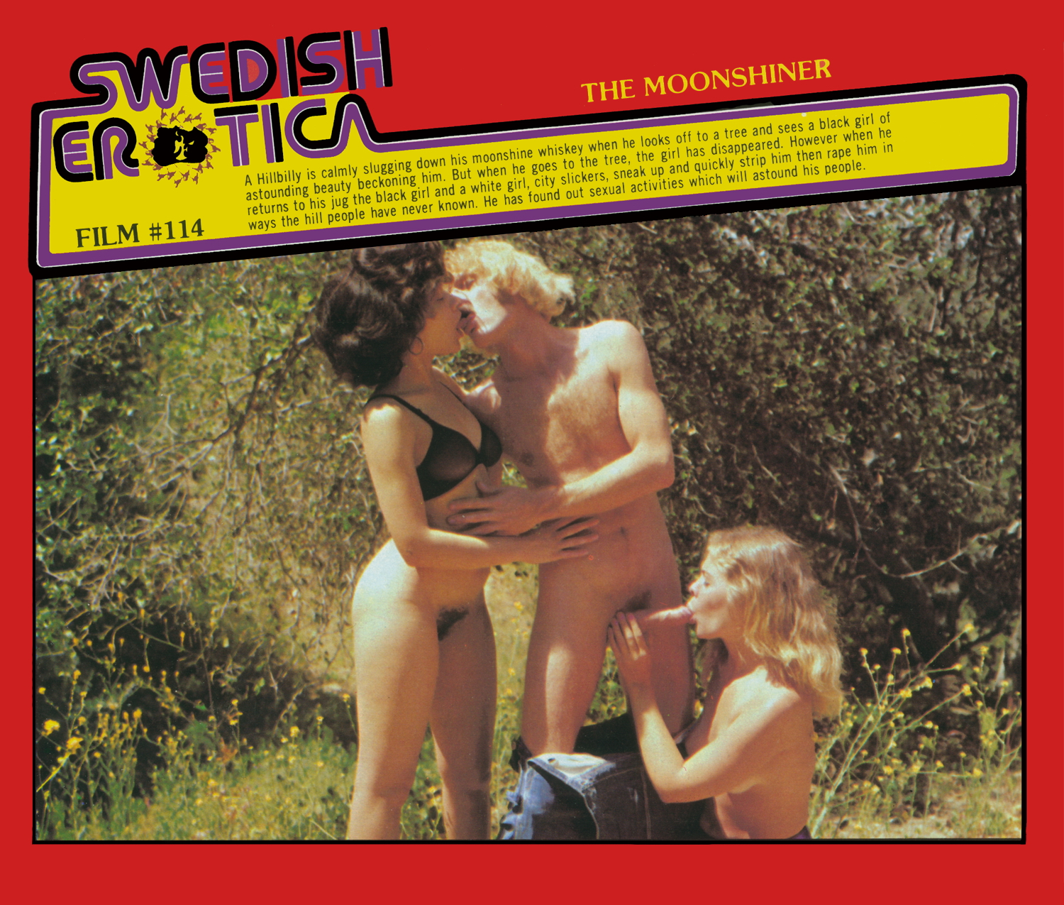 Swedish Erotica 114 - The Moonshiner