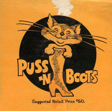 Puss 'n Boots 19 - Sexy Salesman