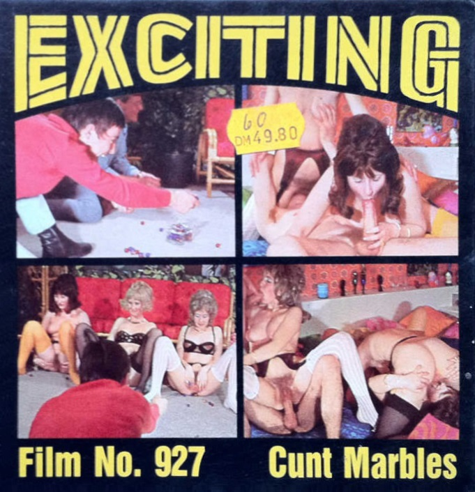 Exciting Film 927 - Cunt Marbles